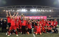 Bất ngờ với nhiều lợi ích Việt Nam có thể gặt hái sau ngôi vô địch tại AFF Cup 2018