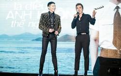 Noo Phước Thịnh xúc động khi được fan mừng sinh nhật trên sân khấu