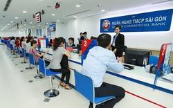 Lần thứ 4 ngân hàng TMCP Sài gòn (SCB)  tăng vốn điều lệ