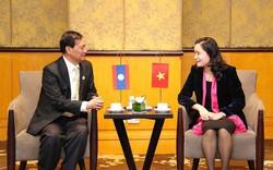 Thứ trưởng Trịnh Thị Thủy: Tăng cường hợp tác văn hóa, du lịch Việt Nam- Lào