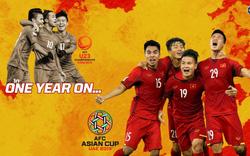 Báo châu Á: 2018 - Một năm toả sáng của thế hệ vàng bóng đá Việt Nam