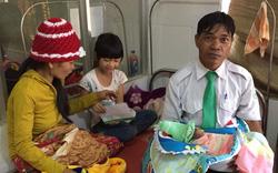 Em bé thứ 100 chào đời trên xe taxi Mai Linh
