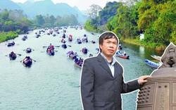 Siêu dự án ở chùa Hương: Đại gia Xuân Trường lên tiếng với báo chí