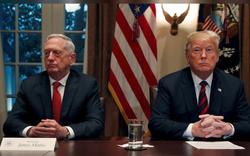 Ông Trump phản ứng dữ dội: Giải mã người thay quyền Bộ trưởng Quốc phòng Mattis