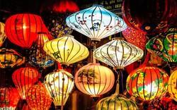 3.000 cây đèn lồng, khí cầu rực rỡ và một đêm pháo hoa thắp sáng miền di sản