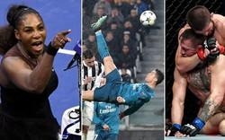 Thể thao thế giới 2018: Nhiều diễn biến đầy bất ngờ