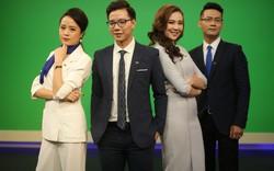 Hé lộ dàn trai xinh gái đẹp cầm mic trong chương trình mới của VTV1