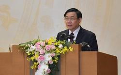 Phó Thủ tướng Vương Đình Huệ nêu 12 chữ làm nên phương châm 2019 của Chính phủ