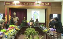 Trao giải thưởng cuộc thi sáng tác tranh cổ động tuyên truyền kỷ niệm 60 năm Ngày Truyền thống Bộ đội biên phòng