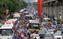 Hà Nội tiếp tục tìm giải pháp chống ùn tắc giao thông bằng cách