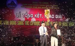 """""""Đà Nẵng của tôi"""" đạt giải nhất của Cuộc vận động sáng tác ca khúc về thành phố Đà Nẵng năm 2018"""