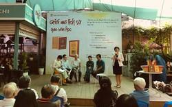 Nguyên Hiệu trưởng ĐH Hoa Sen trò chuyện Giải mã lịch sử qua văn học