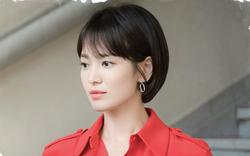 Ngơ ngẩn với nhan sắc hút hồn của Song Hye Kyo trong phân cảnh gây sốt nhất xứ Hàn