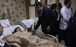 Dự kiến hôm nay, một số du khách Việt bị nạn trong vụ đánh bom ở Ai Cập sẽ về nước