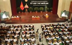 TP HCM lấy phiếu tín nhiệm cán bộ ở kỳ họp thứ 12 HĐND TP