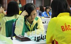 Hà Nội và Bắc Giang giành Huy chương Vàng nội dung cờ Vua tiêu chuẩn