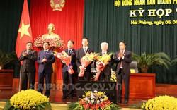 Hội đồng Nhân dân Thành phố Hải Phòng họp bầu nhân sự chủ chốt