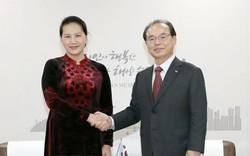 Chủ tịch Quốc hội Nguyễn Thị Kim Ngân: Việt Nam – Hàn Quốc cần thúc đẩy kênh giao lưu nhân dân