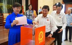 Phó chủ tịch TP HCM Nguyễn Thị Thu có tín nhiệm thấp nhất