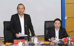 Phó Thủ tướng Trương Hòa Bình: Phải giám sát rất chặt chẽ các dự án đầu tư, xây dựng
