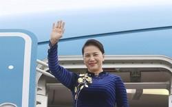 Chủ tịch Quốc hội Nguyễn Thị Kim Ngân bắt đầu chuyến thăm chính thức Hàn Quốc