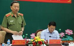 Bộ trưởng Tô Lâm: Xử lý nghiêm những biểu hiện thờ ơ, né tránh hoặc bao che, bảo kê tội phạm