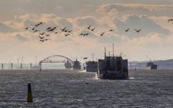 Sau va chạm eo biển Kerch: Ukraine – Mỹ
