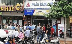Xác định nghi can dùng súng cướp ngân hàng Việt Á ở Sài Gòn