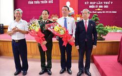 Kiện toàn nhân sự chủ chốt ba tỉnh Thừa Thiên Huế, Trà Vình, Quảng Bình