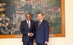 Việt Nam -  Singapore tăng cường hợp tác chống tội phạm khủng bố, tội phạm kinh tế, truy nã, an ninh mạng