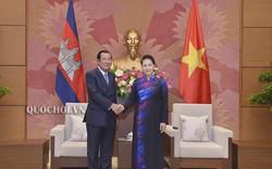 Việt Nam luôn quan tâm, ủng hộ và vui mừng trước những thành tựu quan trọng mà Campuchia đạt được