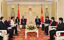 Thúc đẩy quan hệ hợp tác Việt Nam - Trung Quốc ngày càng phát triển lên tầm cao mới