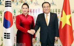Chủ tịch Quốc hội Hàn Quốc hội đàm với Chủ tịch Quốc hội Nguyễn Thị Kim Ngân