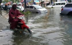 Đà Nẵng ngập kinh hoàng sau mưa lớn