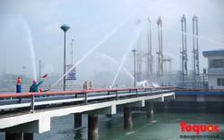 Quảng Ninh: Tình huống cháy lớn tại Cảng dầu B12, lực lượng PCCC và CNCH xử lý như thế nào ?