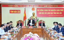 """Thủ tướng: Đắk Lắk cần có những """"quảđấm thép"""""""