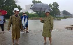 Chủ tịch Đà Nẵng tức tốc kiểm tra ngập úng toàn thành phố