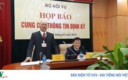 Bộ Nội vụ nói về việc nêu gương và Đề án Văn hóa công vụ