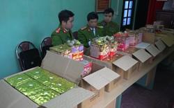Lào Cai: Thu giữ hơn 200 kg pháo hoa và pháo nổ tại khu vực biên giới