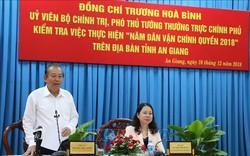 Kết luận của Phó Thủ tướng Trương Hòa Bình về công tác dân vận của An Giang