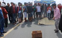 Sau va chạm với xe máy, nữ sinh ngã xuống đường bị xe tải cán qua người tử vong