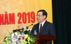 """Phó Thủ tướng Vương Đình Huệ: """"Ngành Thuế phải khắc phục tình trạng nhũng nhiễu, tham nhũng vặt"""""""