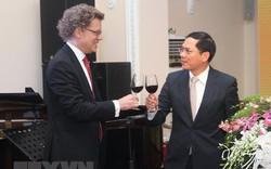 Đại sứ Thụy Điển tin tưởng vào tương lai hợp tác tươi sáng với Việt Nam