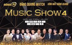 Bằng Kiều, Duy Mạnh hội ngộ trong đêm nhạc Đăng Quang Music show 4