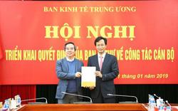 Ông Nguyễn Hữu Nghĩa được bổ nhiệm Phó trưởng Ban Kinh tế Trung ương
