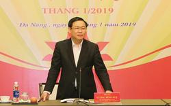 """Phó Thủ tướng Vương Đình Huệ """"đặt hàng"""" các nhà khoa học đóng góp trí tuệ, cùng Chính phủ xây dựng Chiến lược phát triển kinh tế- xã hội"""