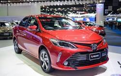 Toyota Vios tiếp tục trở thành mẫu xe hút khách nhất tại Việt Nam năm 2018