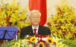 Tổng Bí thư, Chủ tịch nước Nguyễn Phú Trọng: Bóng đá Việt Nam gặt hái nhiều thành công trên đấu trường khu vực đã khơi dậy niềm tự hào và tinh thần đoàn kết dân tộc