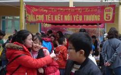 Sôi động Hội chợ Tết ấm - Kết nối yêu thương
