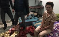 Cận Tết Nguyên đán, lực lượng Biên phòng bắt hai đối tượng cất giấu 125kg pháo nổ